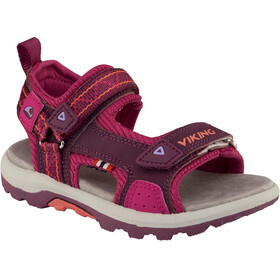 Viking Footwear Hvasser Lapset sandaalit , vaaleanpunainen/violetti